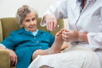 Foot Conditions That Elderly People May Have